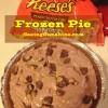 Reese's Frozen Pie