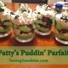 St. Patty's Puddin' Parfaits