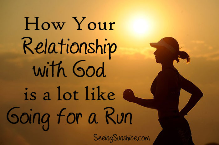 How Your Relationship is a lot like Going For a Run