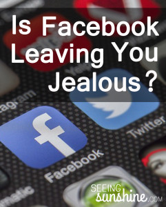If Facebook is Leaving You Jealous