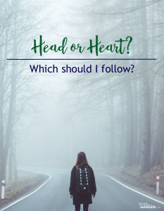 Head or Heart: Which Should I Follow?