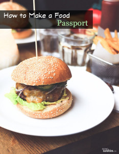 How to Make a Food Passport