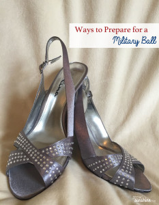 Ways to Prepare for a Military Ball