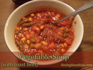 Holiday Roundup: Soups