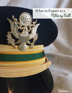 What to Expect at a Military Ball