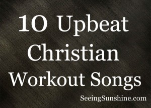 Favorite Friday: Workout Songs