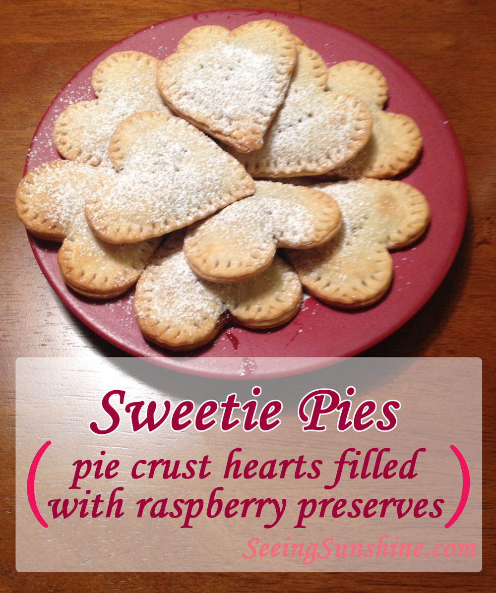 Sweetie Pies recipe