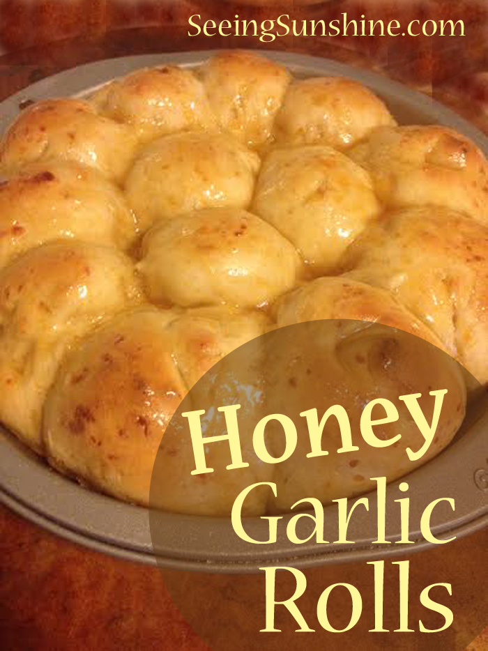 Honey Garlic Rolls