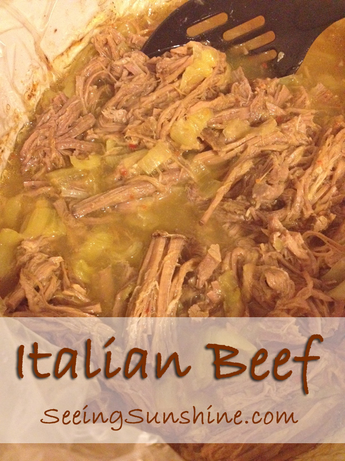 Italian Beef