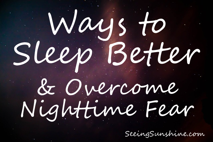 Ways to Sleep Better
