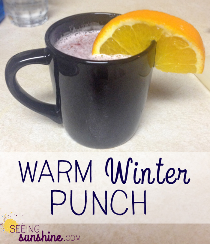 Warm Winter Punch