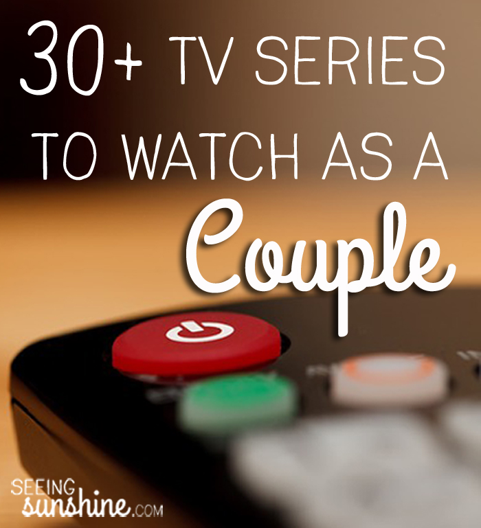 30 TV Series to Watch as a Couple