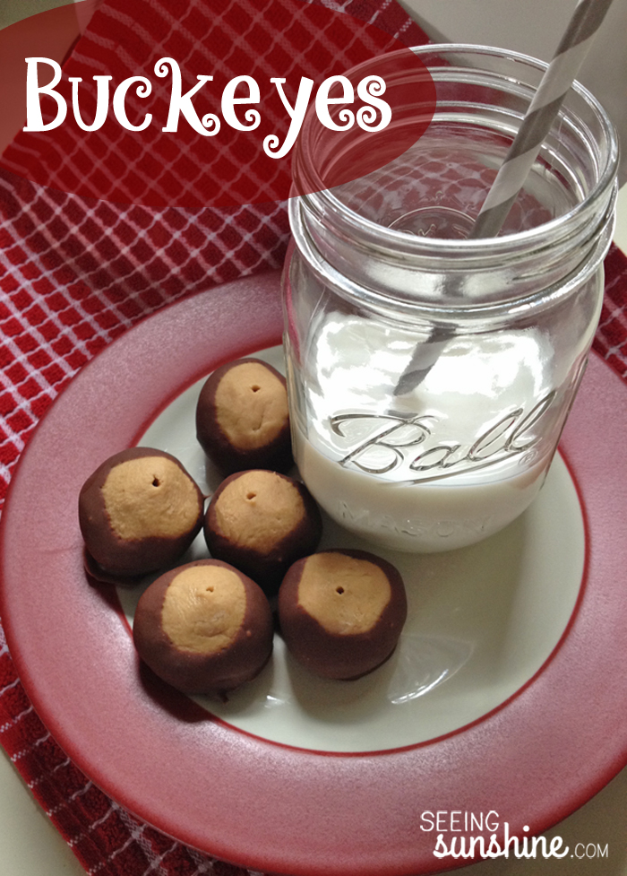 Buckeyes Recipe
