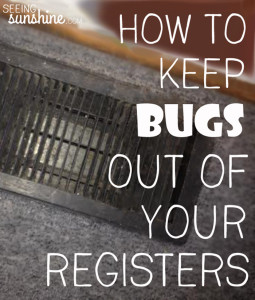 How to Keep Bugs Out of Your Registers