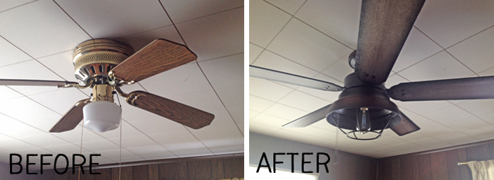 Tips For Installing A Ceiling Fan