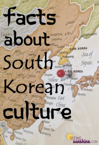 South Korean Culture
