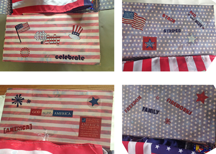 Care Package Decorations Inside