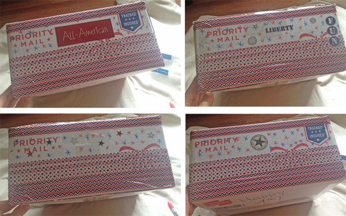 Decorated Box