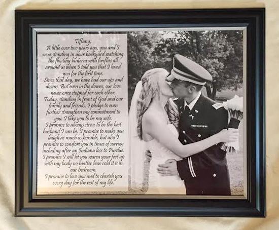 Wedding Vow Art 2