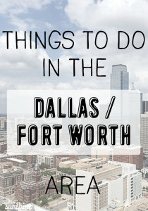 Things to Do in Dallas Fort Worth