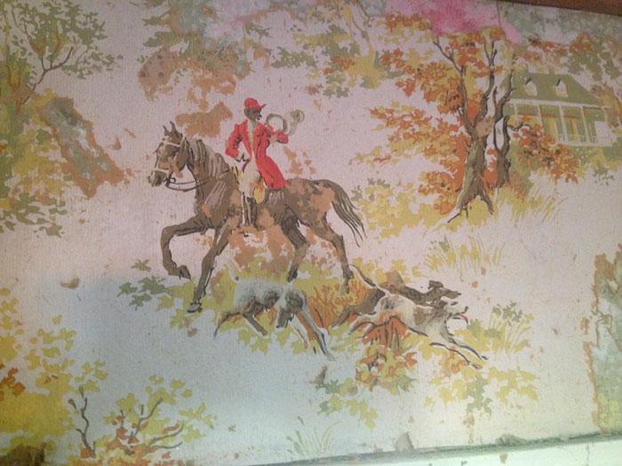 Fox Hunting Wallpaper