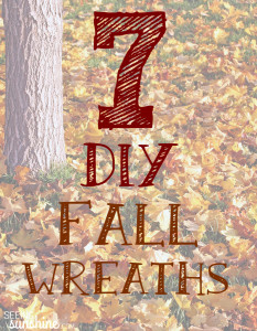 7 DIY Wreaths for Fall