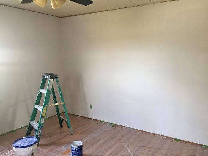 Bedroom Reno