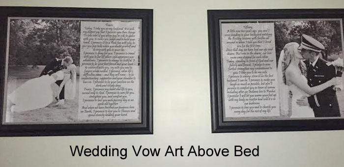 Wedding Vow Art