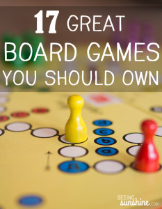 17 Great Board Games You Should Own