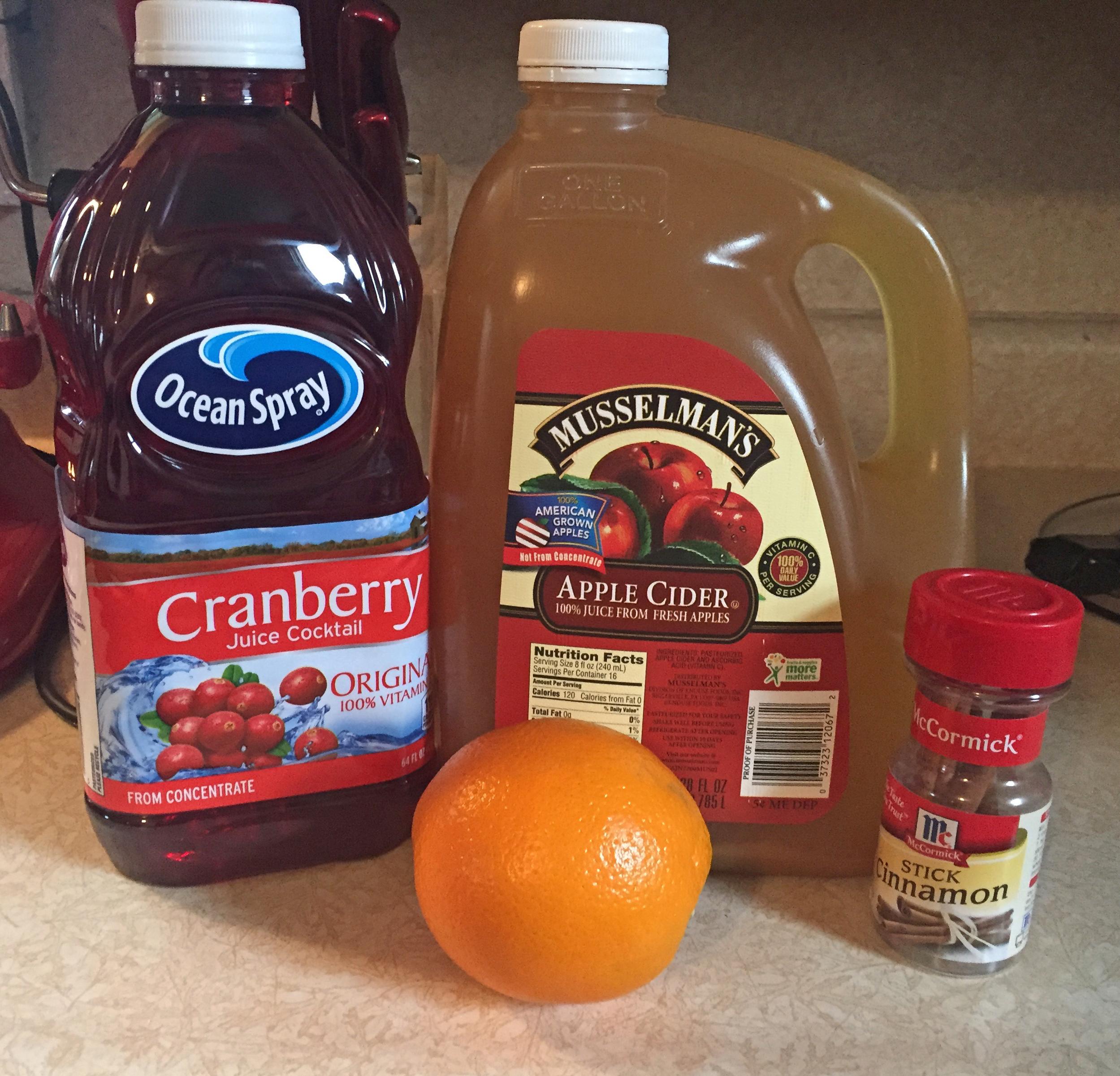 Wassel Ingredients