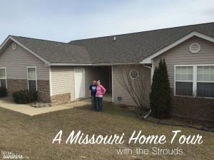 Missouri Home Tour
