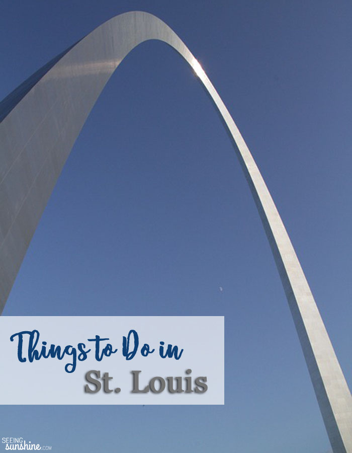 Check out this list full of fun things to do in St. Louis, many of them free!