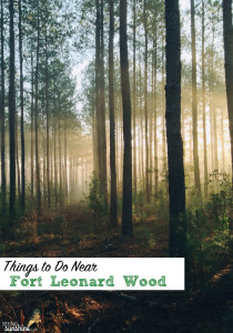 Things to Do Near Fort Leonard Wood