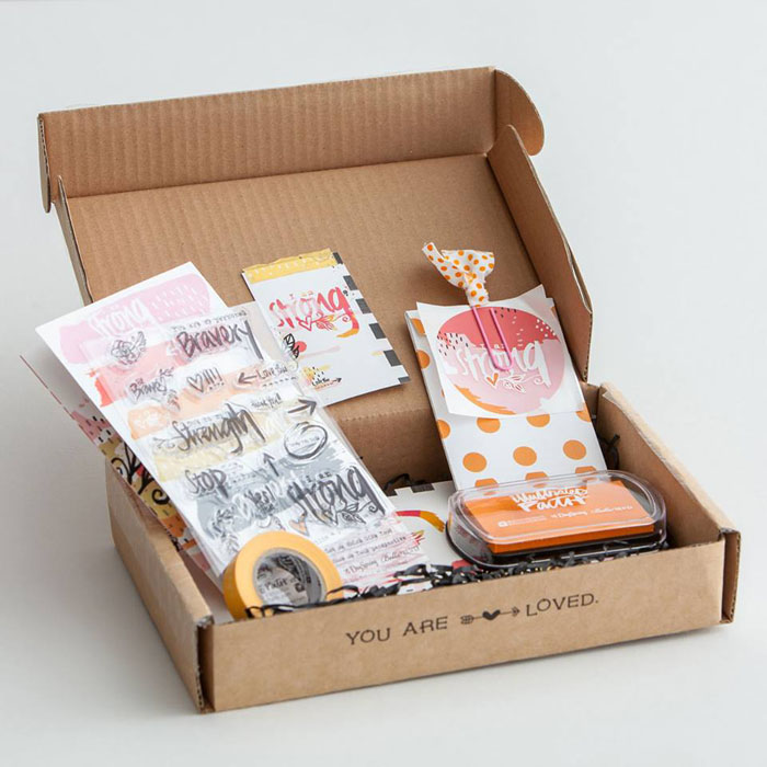 Check out this Illustrated Faith devotional kit.