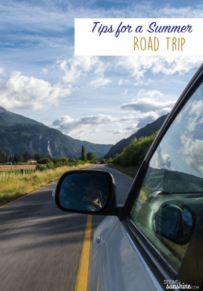 Are you prepping for your summer vacation? Planning a road trip? Check out these road trip tips before you pack your car!