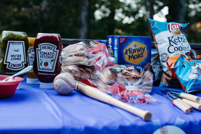 Baseball Gender Reveal Party Ideas Seeing Sunshine