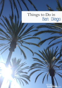 Things to Do in San Diego