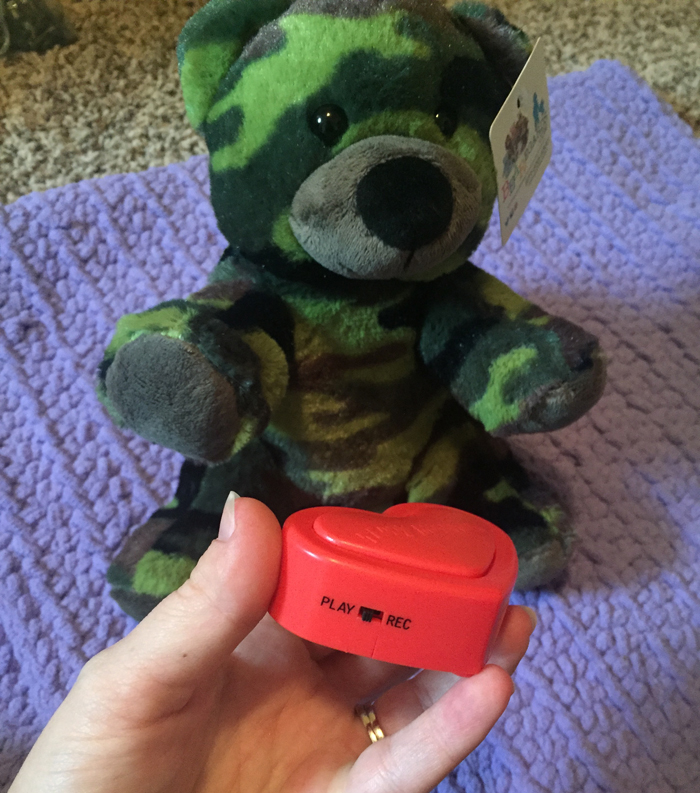 Check out these sweet gift ideas for children with a deployed parent!