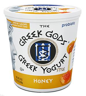 Greek yogurt is one of my second trimester essentials!