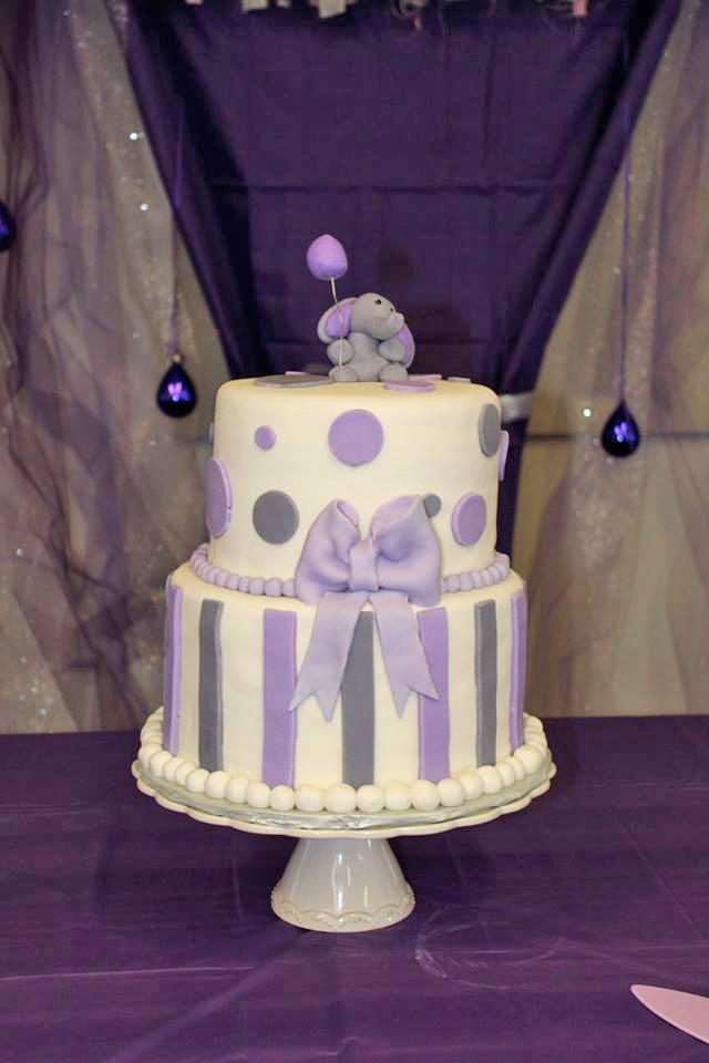 Purple Elephant Baby Shower Ideas Seeing Sunshine,Christina Anstead Tarek El Moussa