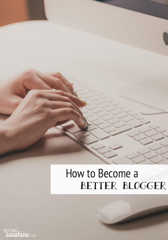 Would you like to become a better blogger? So did I! And now I've increased my page views and my income. Check out how!