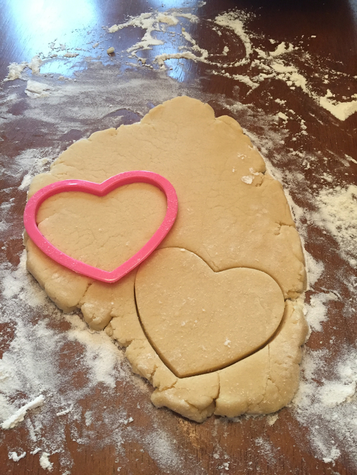 Check out this recipe for quick sugar cookies!