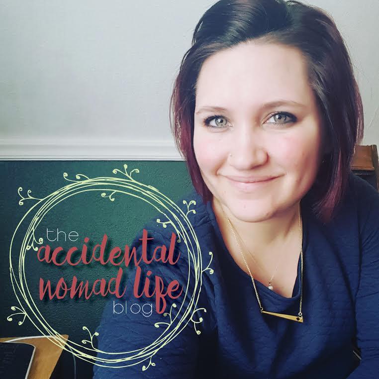 Kayla of the Accidental Nomad Life