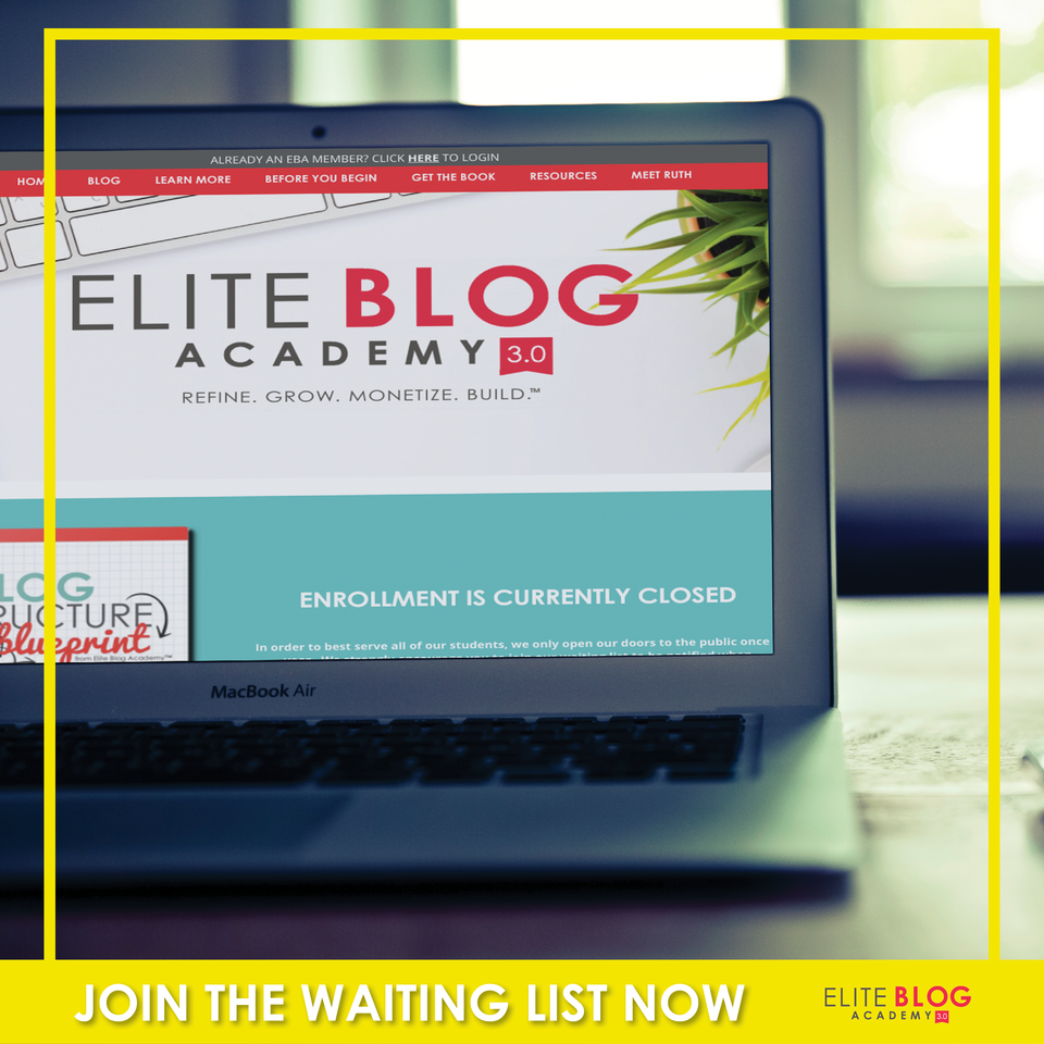 See what Elite Blog Academy is all about!
